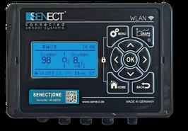 SENECT|TWO- Multifunktionelle Aquakultur Kontrolleinheit