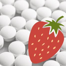 Denttabs Strawberry
