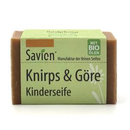 """Kinderseife """"Knirps & Göre"""""""