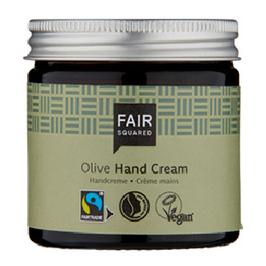 Fair Squared Olive Hand Cream