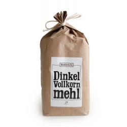 Dinkel Vollkornmehl