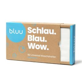 Bluu Waschstreifen