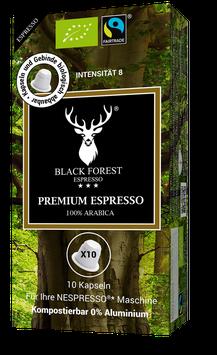 BLACK FOREST ESPRESSO ® - ESPRESSO KAPSELN, 55g