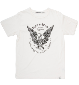 Iron & Resin T Shirt American Tradition