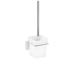 WC-Wandgarnitur Erico Zink verchromt