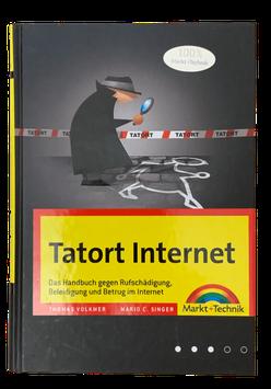 Fachbuch: Tatort Internet
