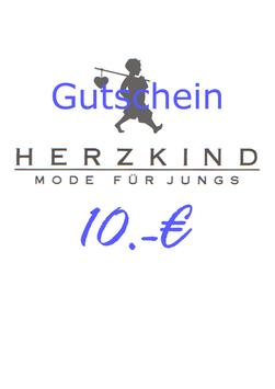 10.-€ Gutschein