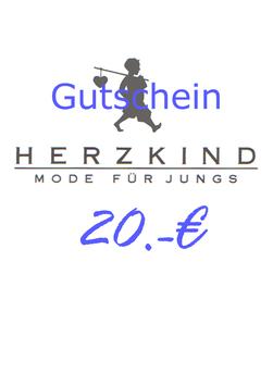 20.-€ Gutschein
