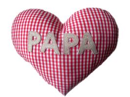Herzkissen-Papa