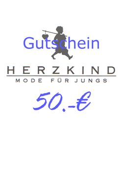 50.-€ Gutschein