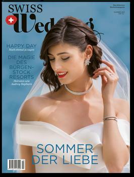 Jahresabo Swiss Wedding