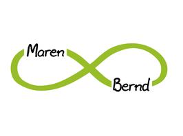 """Freudentränen Taschentücher Banderole, Design """"Unendlich"""""""