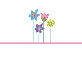 Lutscher Design Blumenwiese