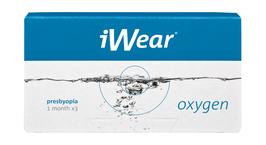 IWear Oxygen Multifokal  6 Stk.