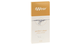IWear Perfect Clean Protein Remover 12 stk.