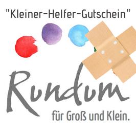 """""""Kleiner-Helfer-Gutschein"""""""