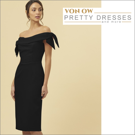 Tilly Pencil Dress black