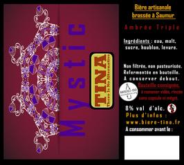 """TINA """"Mystic""""  8% vol"""
