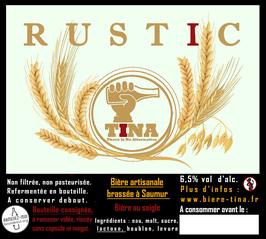 """TINA """"Rustic """" 6.5% vol."""
