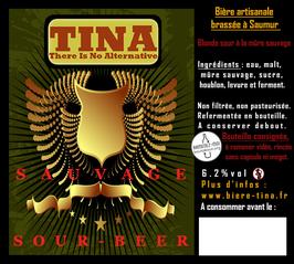 """TINA """"Sauvage"""" 6.2% vol."""