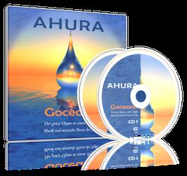 AHURA - Goceano - Der ganze Ozean in einem Tropfen (2 CDs)