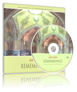 AHURA - Remembrance (CD)