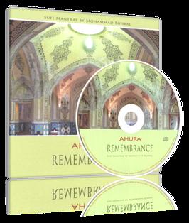 AHURA - Remembrance (CD)