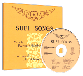Sufi Songs by Pyaromir Maheboob Khan (CD)