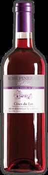 Rosé Pineraie 2013 par le Château Pineraie Côtes du Lot
