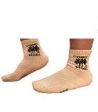 Socken aus Kamelwolle