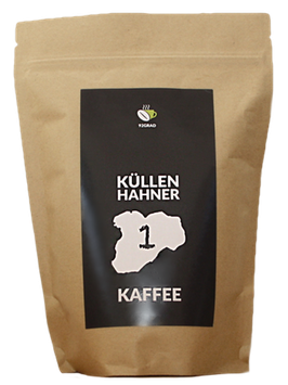 Küllenhahner Kaffee 1, 500g, ganze Bohne