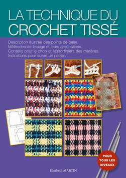 La technique du crochet tissé (format livre)