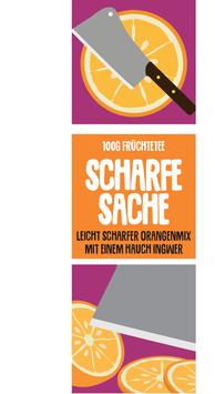 SCHARFE SACHE
