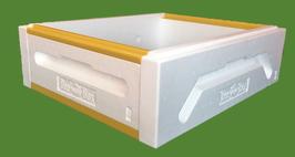BeeBox Dadant US / Modifiziert Honigzarge  155 mm