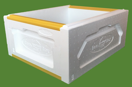 Paradise Honey BeeBox Zander Ganzzarge