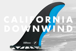 "Future Fin ""CA Downwind"""