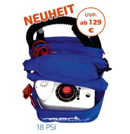 Elektrische SUP Pumpe 18psi - Neu