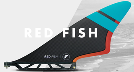 "Future Fin ""Red Fish"""