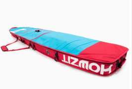 Howzit Board bag 14 - red/blue