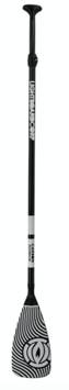 LIGHT INTERMEDIATE CARBON SHAFT 2.0 PADDLE - 2 PIECE  YOUTH