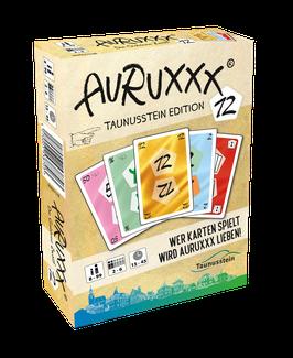 TAUNUSSTEIN EDITION [limitiert] Kartenspiel AURUXXX - Die Goldene 12