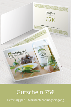 Pangaea 75€ Gutschein