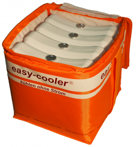 easy-cooler® cooling set 4 pieces As a reserve when you are out and about with your easy-cooler® system