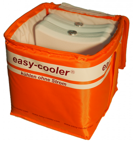 easy-cooler® cooling set 2 pieces As a reserve when you are out and about with your easy-cooler® system