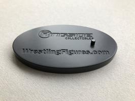 Display Stands schwarz für Mattel WWE Figuren