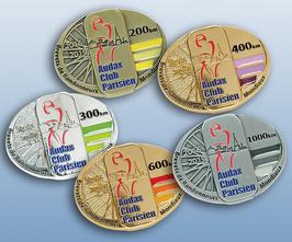 BRM 1000 GRAN GIRO+ (MIT Medaille)