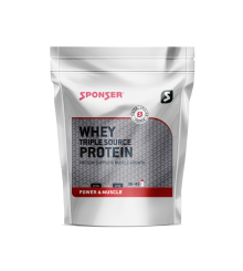 SPONSER WHEY TRIPLE SOURCE PROTEIN ®