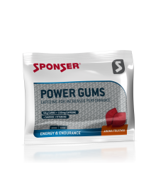 SPONSER POWER GUMS ®