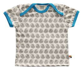 T-Shirt  'Loud+Proud' Stone