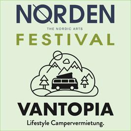 NORDEN Festival meets VANTOPIA Campervermietung